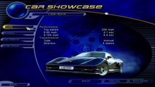 Need for Speed III: Hot Pursuit - Lister Storm Showcase