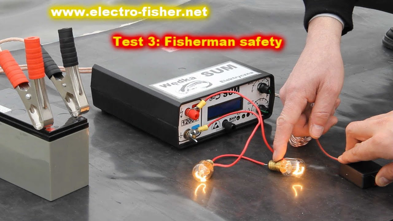 microprocessor electrofisher called sum - electrofishing - youtube, Wiring diagram