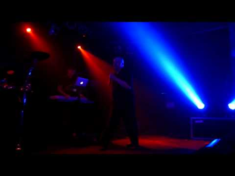 VNV Nation: Everything (live in Dürer Kert, 2013.10.09, Transnational Tour)