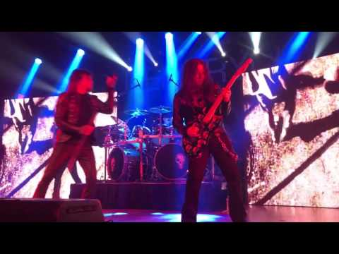 Queensryche- Best I Can- Music Farm Charleston, SC 12-2-16