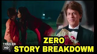 Zero    Trailer Breakdown  Shah Rukh Khan   Aanand L Rai   Anushka   Katrina   21 Dec 2018