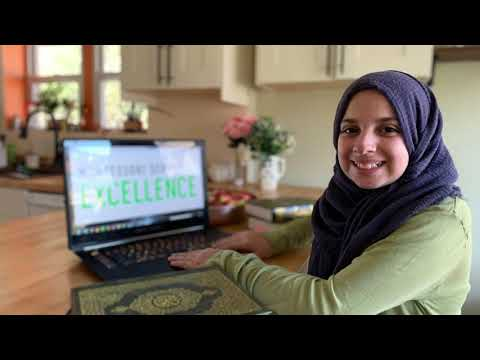 Introducing an online Islamic Montessori Middle School #IslamicSchool #IslamicMontessori