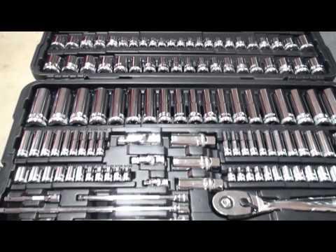 DeWalt 192-piece Mechanic's Set (DWMT75049): Review