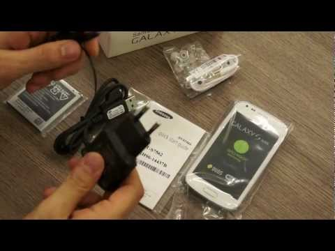 Samsung Galaxy S Duos GT-S7562 Unboxing and Hands on Review - iGyaan