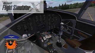 FSX Melhor Avião Grátis: FIAT G. 12 de Stefano Meneghini
