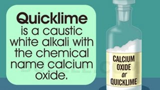 What is Quicklime and How is it Made