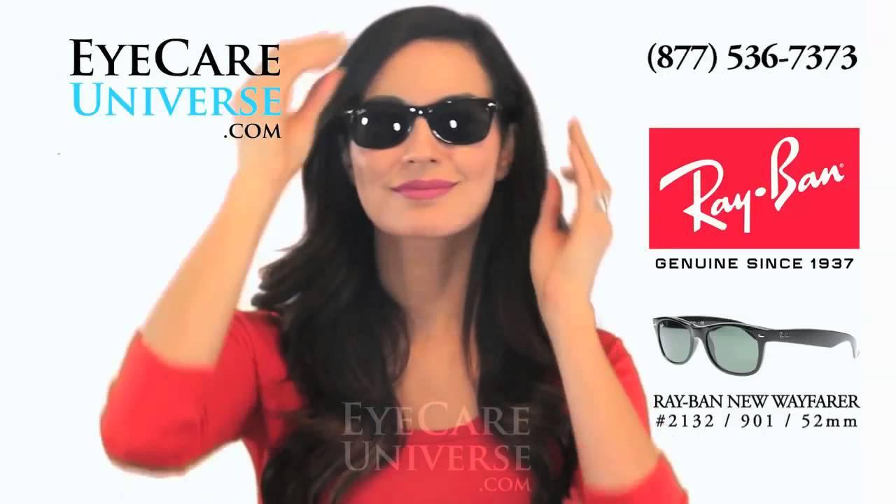 7600948a7 greece ray ban new wayfarer sunglasses rb2132 901 52mm quick view d49d9  6387e