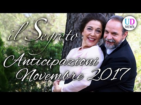 Anticipazioni Il Segreto, novembre 2017: le nozze di sangue di Francisca e Raimundo!