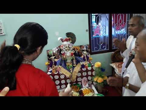 Shree shree 108 Krishna das goswami maharaj ji at barobisha seltex