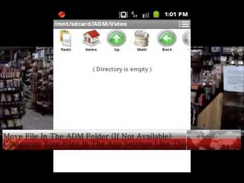 Android resume broken downloads