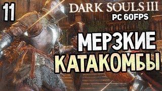 Dark Souls 3 Прохождение На Русском #11 — КАТАКОМБЫ КАРТУСА