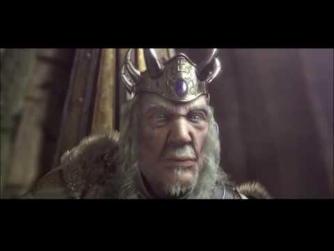 История Warcraft Возвращение пылающего легиона wmv