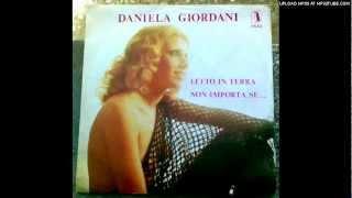 Daniela Giordani - Letto in Terra