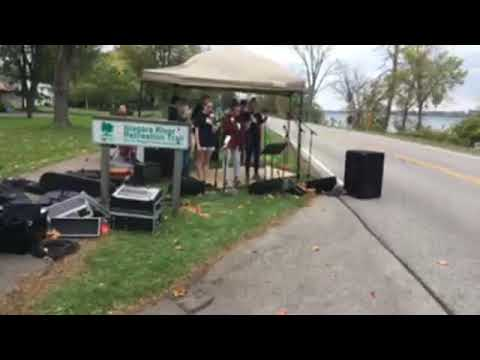 Live from the Niagara Falls Marathon with The Harmonic Minors