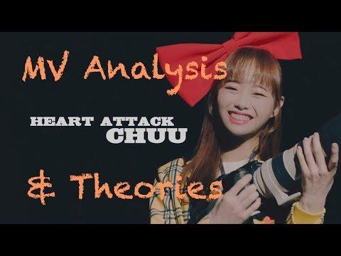 Loona Chuu 'Heart Attack' MV Theory