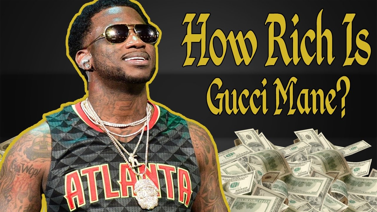 How Rich Is Gucci Mane? Net Worth 2018 - YouTube
