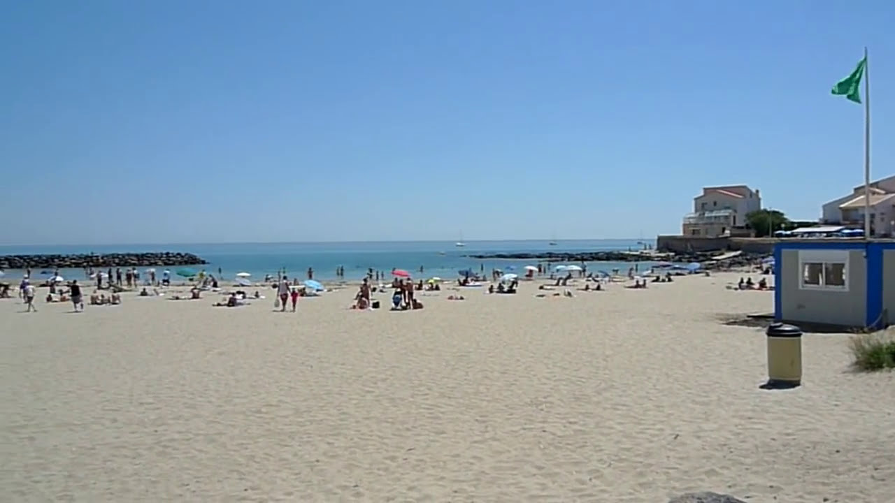 plage coco beach plage du mole cap d agde youtube. Black Bedroom Furniture Sets. Home Design Ideas