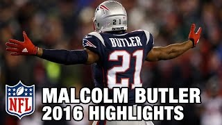Malcolm Butler 2016 Season highlights | NFL