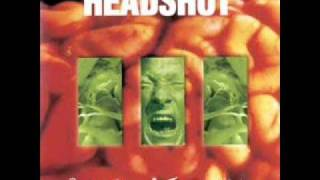 Watch Headshot Blood On The Screen video