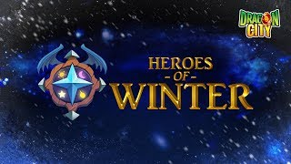 Dragon City: Heroes of Winter Official Teaser