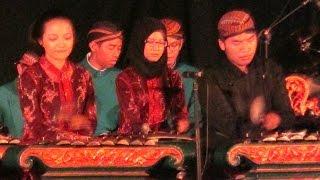 YOGYAKARTA BERHATI NYAMAN - Javanese Gamelan Ensemble - UKM UKJGS UGM [HD]