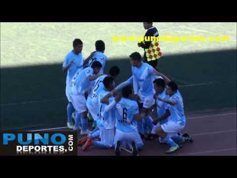 LOS GOLES DE PARTIDO: Alfonso Ugarte 3 - 0 Sport Munich