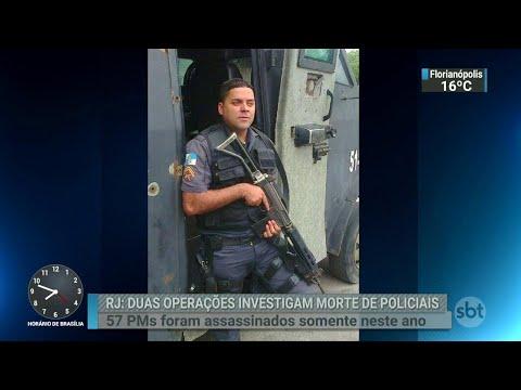 Suspeito de matar policial militar é preso na Baixada Fluminense | SBT Brasil (26/06/18)