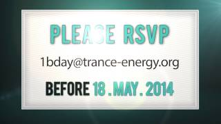 Trance-Energy Radio Dj Invitation HD 1080p