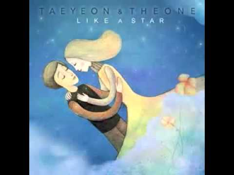 [DOWNLOAD] Taeyeon (SNSD)& The One - Like a Star
