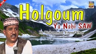 "Holgoum Ya Nabi SAW ""Sufiyana Qawwali"" By Mohammad Yousuf Char"