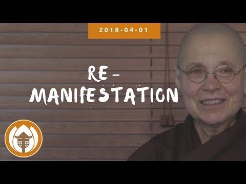 Re-manifestation, Easter Talk - Sr Từ Nghiêm   2018.04.01
