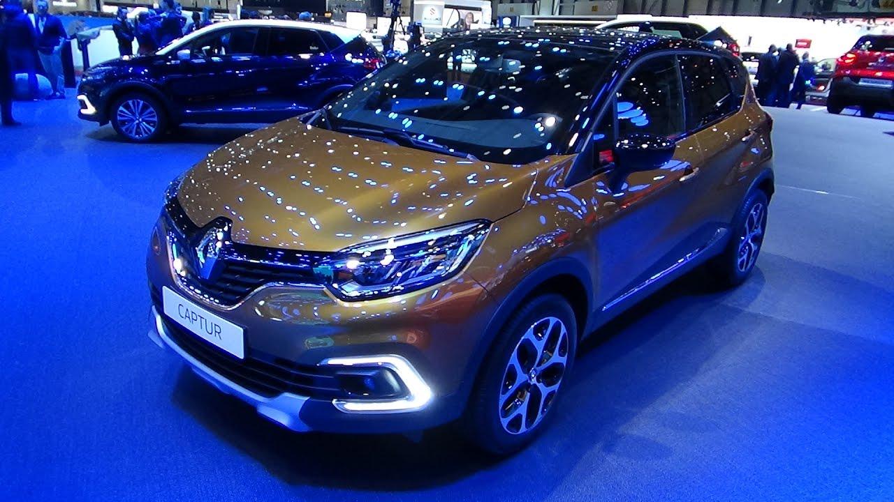 2018 Renault Captur - Exterior and Interior - Geneva Motor Show 2017 ...