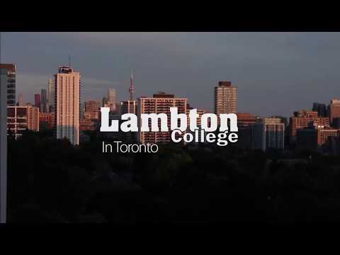 Lambton College in Toronto|My Day at Lambton Toronto_Leonardo Vissotto