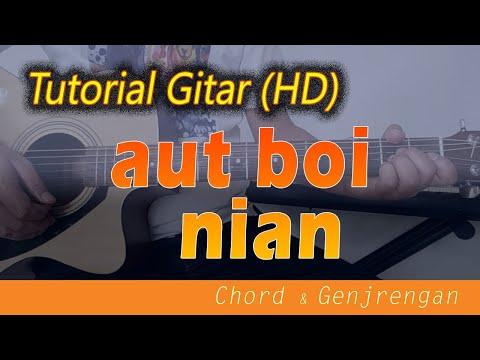 [Chord Gitar] AUT BOI NIAN - Belajar Lagu Batak
