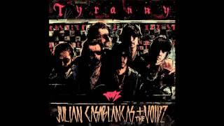 Julian Casablancas+The Voidz - Johan Von Bronx (Official Audio w/ Lyrics)