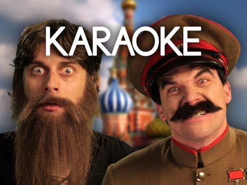 [KARAOKE ♫] Rasputin vs Stalin. Epic Rap Battles of History. [INSTRUMENTAL]