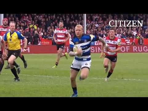 Bath Rugby Supporters' Try of the Season