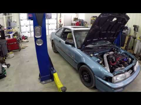 DA Integra - Full Motor Specs