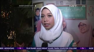 Yuki Kato Mahir Memakai Jilbab Setelah Syuting Film Cahaya Cinta Pesantren