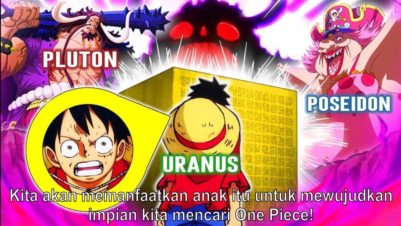 KUNCI MENEMUKAN ANCIENT WEAPONS! INILAH YG MEREKA INCAR! - One Piece 986+ (Teori)