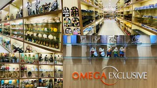 Omega Exclusive Part 2 Video   Best Place In Chennai To Buy Gifts, Home Decorative And Kitchen Items