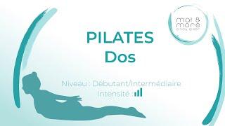 Pilates - Dos - Débutant/Intermédiaire