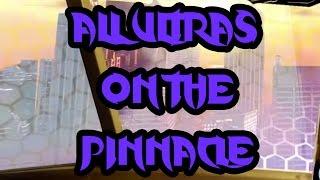 All Ultras on The Pinnacle - KI Season 2