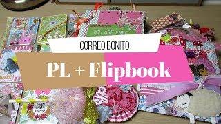 Correo bonito | Pocket Letter y Flipbook | Scrapbook