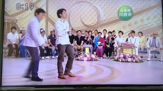 2014.6.1 兵庫県川西市で行われたNHKのど自慢の様子です。