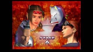 Tekken Tag 1 ( Arcade ) - Julia / Gun Jack Playthrough ( June 19, 2017 )