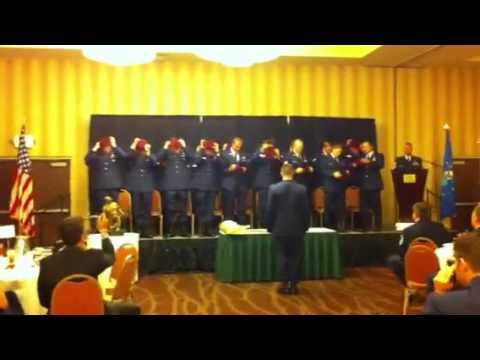 Graduating PJ/CRO Class 2012-02