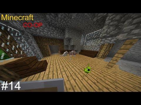 Minecraft CO-OP [14] Livin'Room-U' (Am scris la caterinca)