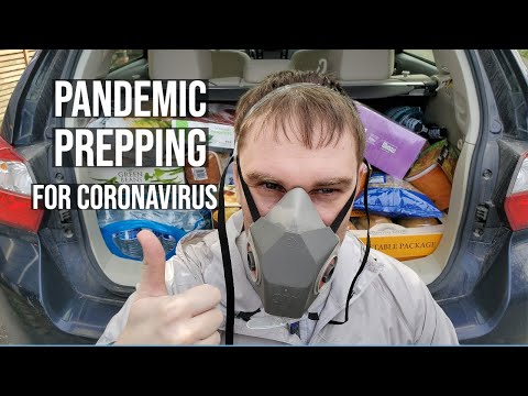 Coronavirus Prep In Seattle, Washington  - What They're Not Telling You About This Pandemic COVID-19