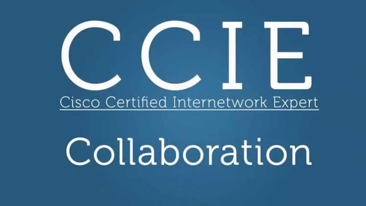 Cisco certified internetwork expert collaboration youtube cisco certified internetwork expert collaboration xflitez Gallery